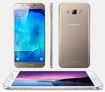Harga Samsung Galaxy A8 dan Tipe Lainnya Terbaru 2017