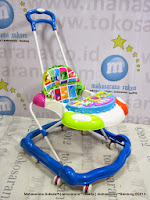 Royal RY898 Baby Drummer Series Baby Walker