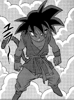 Dragon Ball Heroes Goku Shadow