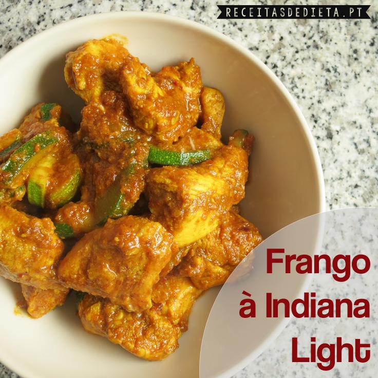 Frango à Indiana Light