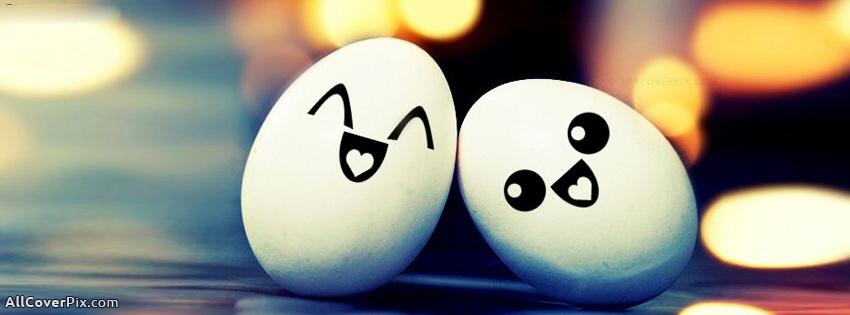 Cute egg couples