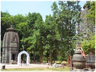 Kichakeshwari Temple images