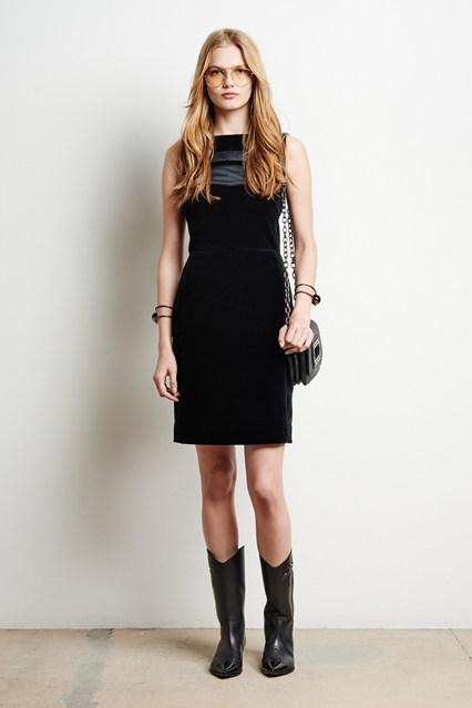 Маленька чорна сукня в колекціях осінь-зима 2016 17 (фото) - Жіночий ... 9fe5d73cf960e