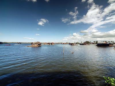 Wisata Hits Baturaden Danau Tempe