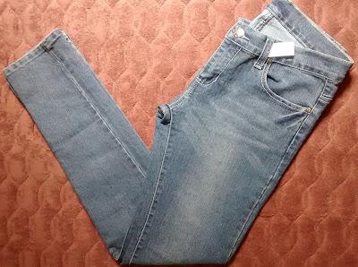 calça jeans Denim Collection tam 42