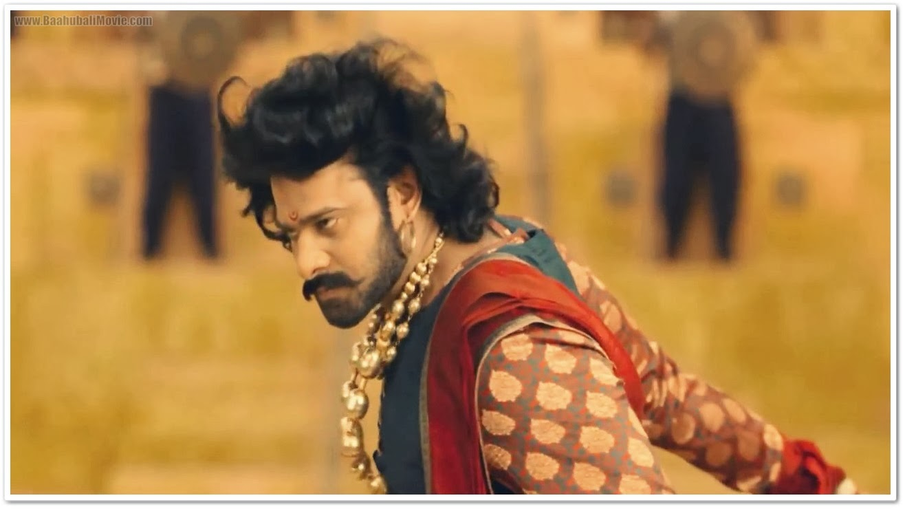 Prabhas Stills From Baahubali