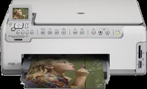 HP Photosmart C5180 Printer Driver Download