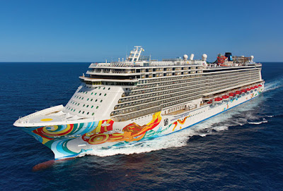 The Norwegian Getaway will serve as a floating hotel for the Rio 2016 Olympic Organizing Committee.