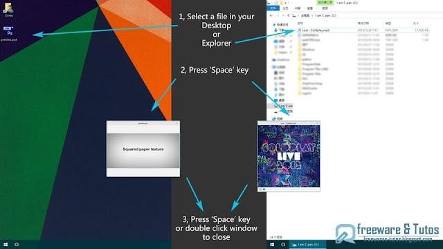 Seer : ajoutez la prévisualisation des fichiers à la mode Mac sur Windows