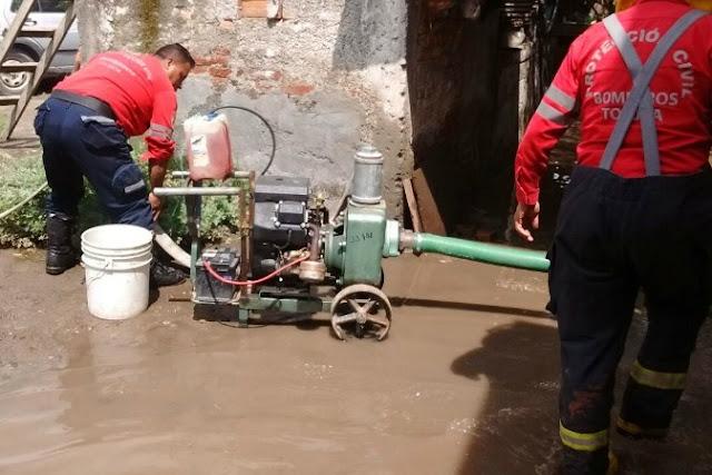 Agua en Toluca