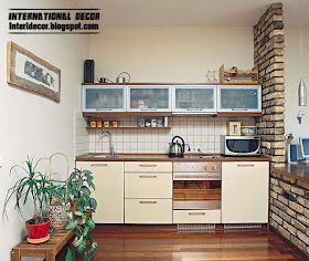 Interior Home Decors: Small kitchen solutions - 10 ...