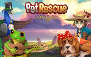 Pet Rescue Saga Unlimited Lives APK Free Download Mod