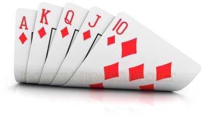Bermain Poker Online di Google Android