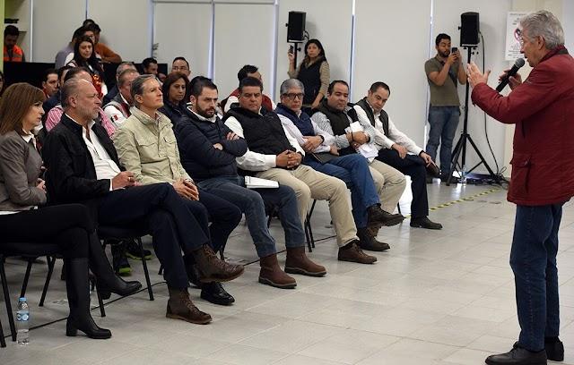 NUEVO AEROPUERTO INTERNACIONAL DE LA CIUDAD DE MÉXICO, LA OBRA DE INFRAESTRUCTURA MÁS RELEVANTE DEL PAÍS: GRE