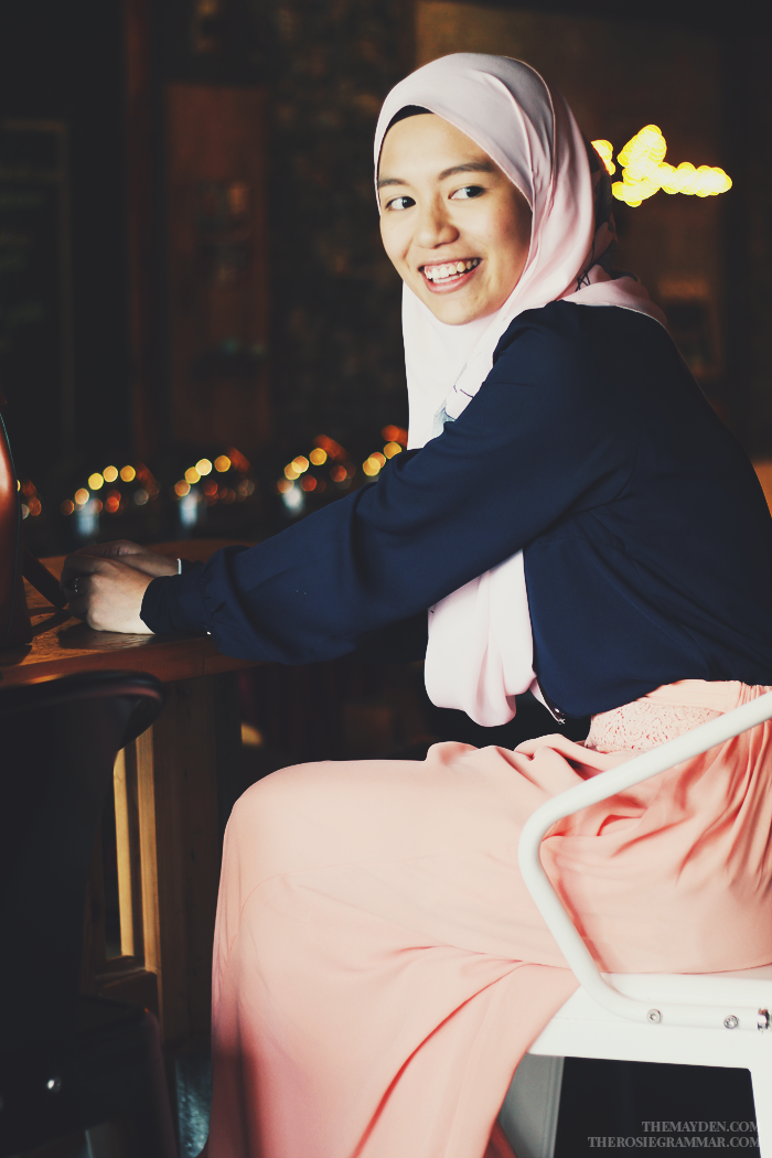 Brunei Blogger May Cho interviews Zahra Zamari of The Rosie Grammar and Eve & Rosie