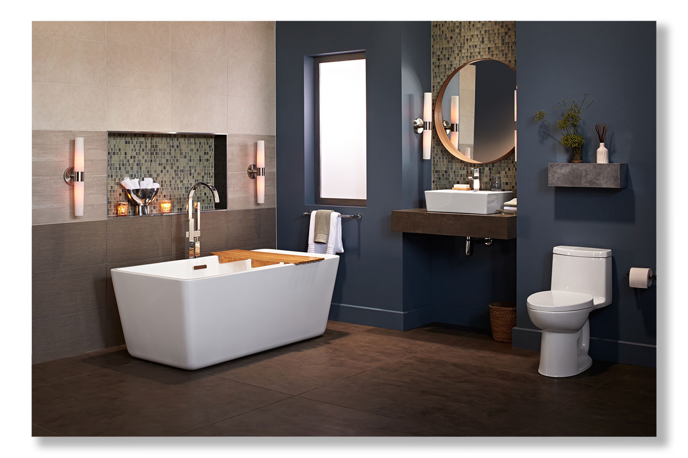 Global Sales: Trends: The Spa Bath