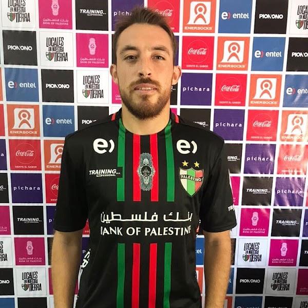 Oficial: Palestino firma a Kirby y Matías Campos