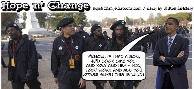 obama, obama jokes, black panthers, zimmerman, trayvon martin, sanford, hope n' change, race riots, hope and change, stilton jarlsberg, tea party, conservative, look like Trayvon, trial