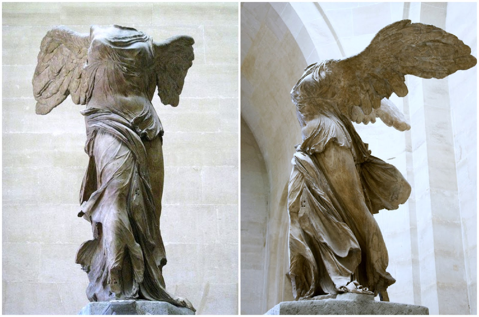 The Winged Victory of Samothrace Essay