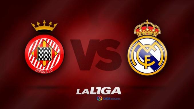 مباراة ريال مدريد وجيرونا اليوم 31-01-2019