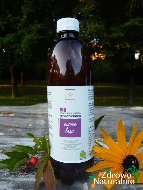 ViVio - EKO Probiotyk SUNVIO z owoców leśnych