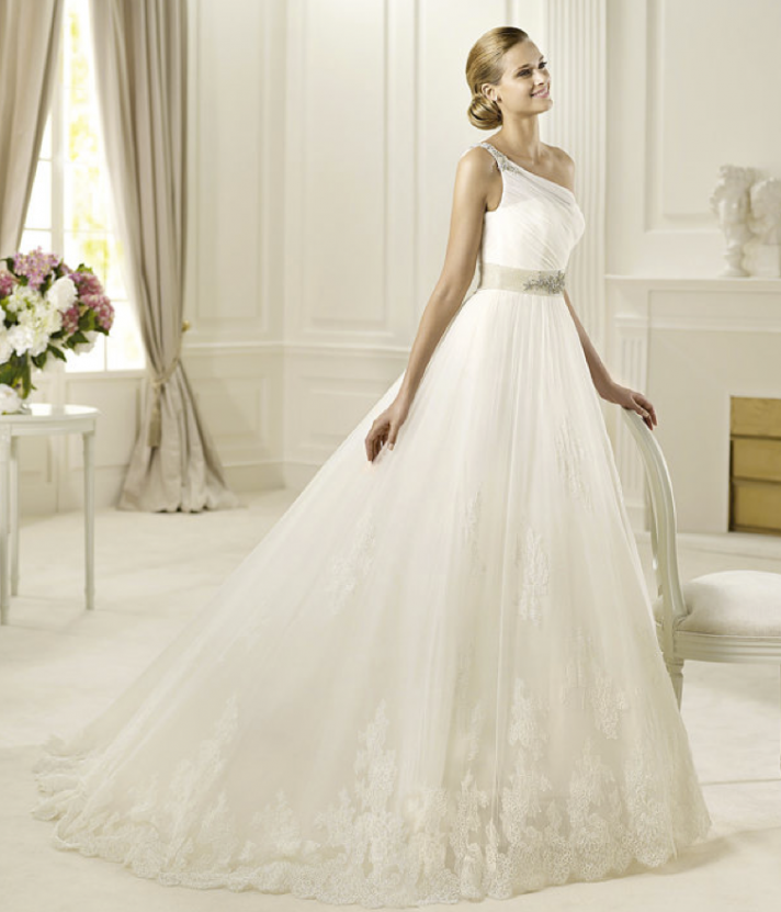Annie's Fashion Break: Romantic 2013 Wedding Dresses from ...