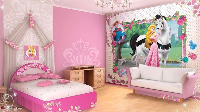 Disney Kids Room 4