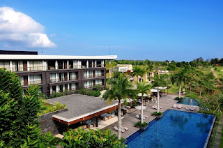 Hotelier Career - Reception / Front Office, Bell Driver at Le Grande Bali Uluwatu
