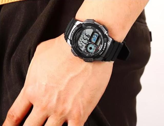 Jam Tangan Terbaik Merek Casio Dengan Fitur Canggih