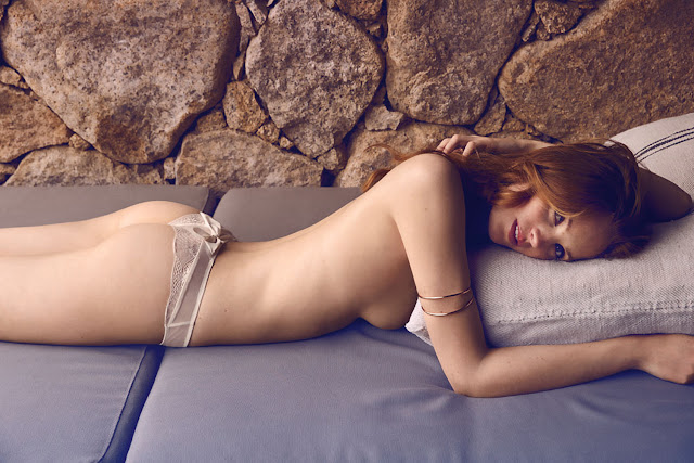 Alexina Graham nude scene