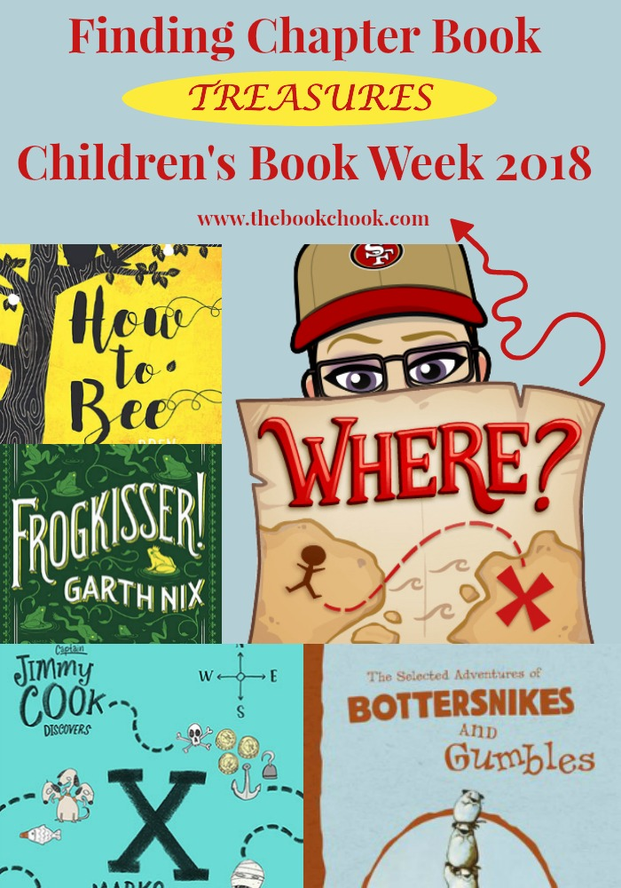 The Book Chook Finding Chapter Book Treasures Book Week 2018