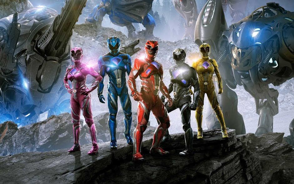 Power Rangers: O Filme | Trailer inédito mostra mais do Megazord, Alpha 5 e Rita Repulsa