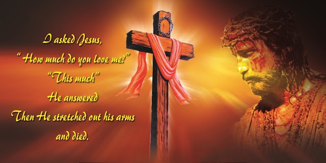 Good Friday blessing Quotes Wallpaper
