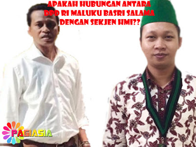 Polisi Menangkap SekJen HMI (AJ) dan Anggotanya (II) di Rumah DPD RI Basri Salama