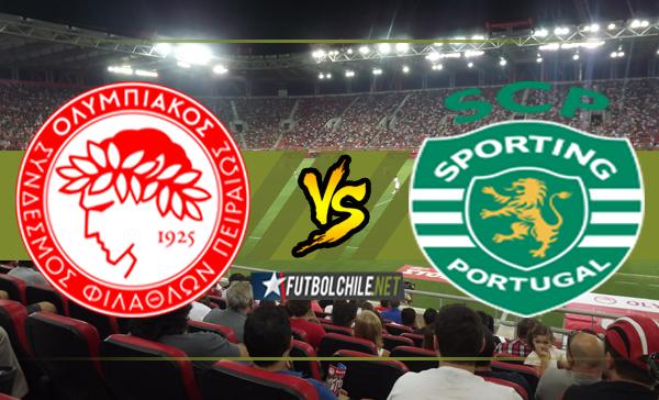 Olympiakos Piraeus vs Sporting Lisboa