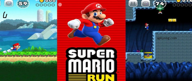 Game Super Mario Run For Android