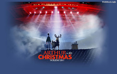 Arthur Christmas (2011) 720p Telugu Dubbed Movie Free Download-Andhra Talkies