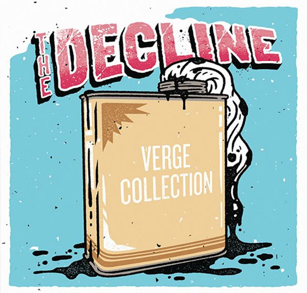 """The Decline release video for new song """"Verge Collection"""""""