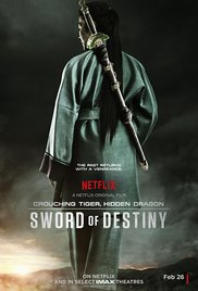 Sinopsis CROUCHING TIGER, HIDDEN DRAGON: SWORD OF DESTINY
