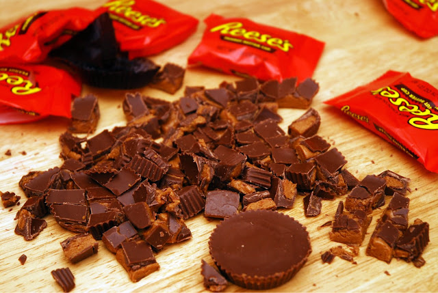 Chopped Reese's Peanut Butter Cups