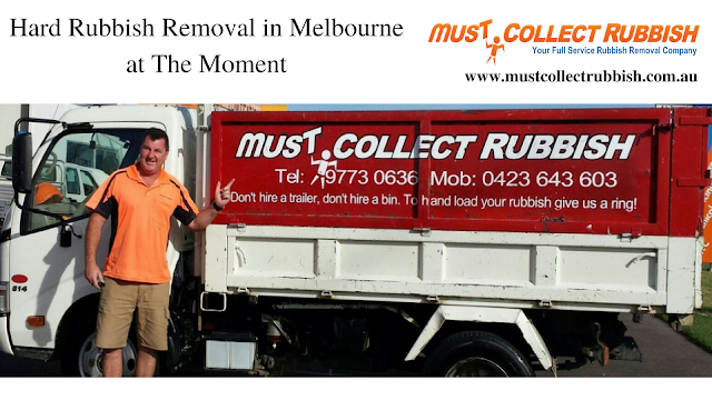 hard rubbish removal melbourne