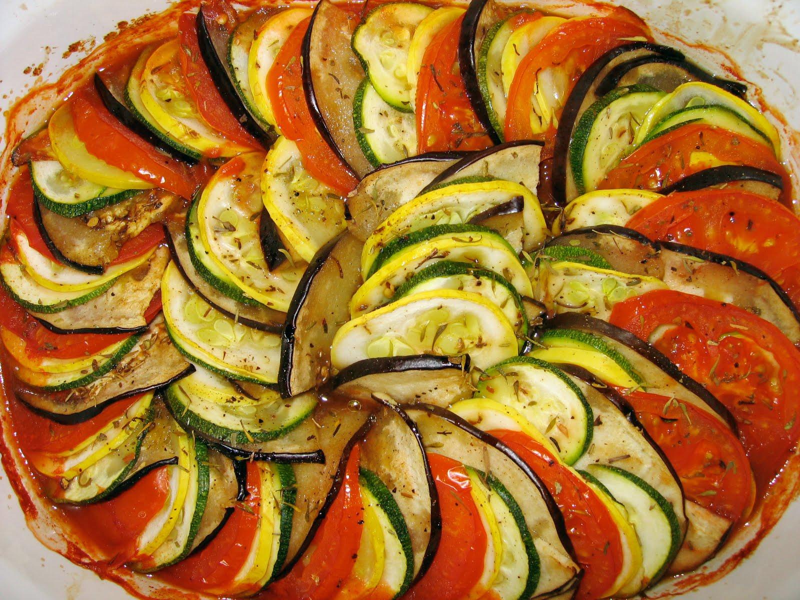 Alquimia da cozinha ratatouille este prato franc s que for Comida regional de francia