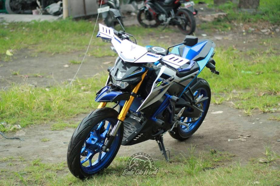 Ini dia beberapa parts tambahan untuk modifikasi Yamaha Xabre 150 by Balu Oto Work . . beserta rincian biayanya