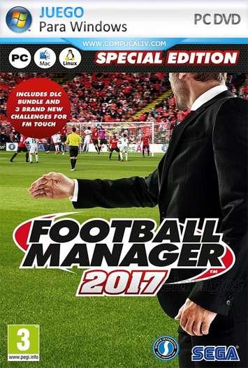Football Manager 2017 PC Full Español