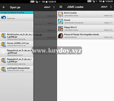 Cara Memainkan Game Java di Android Tanpa Root Terbaru