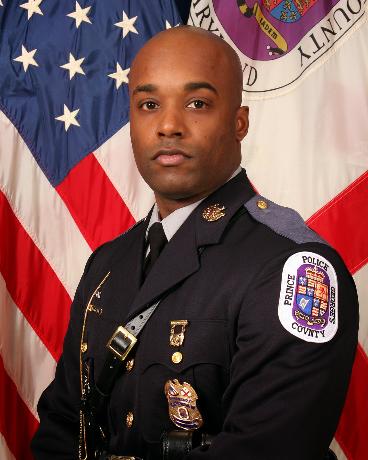 PGPD News: PGPD Honors Patrol Officers Of The Month