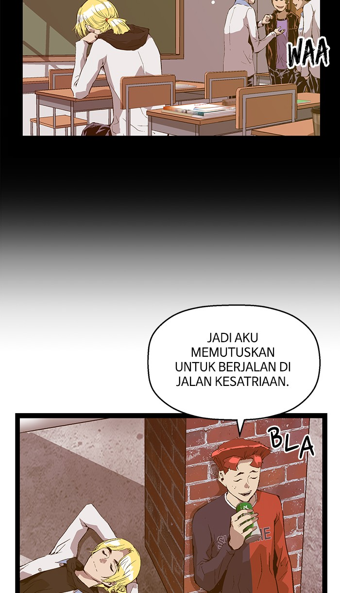 Webtoon Weak Hero Bahasa Indonesia Chapter 76