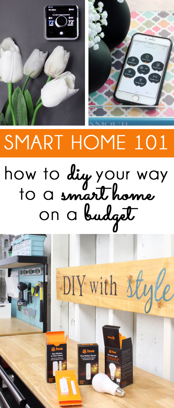 Smart Home 101 DIY smart home ecosystem