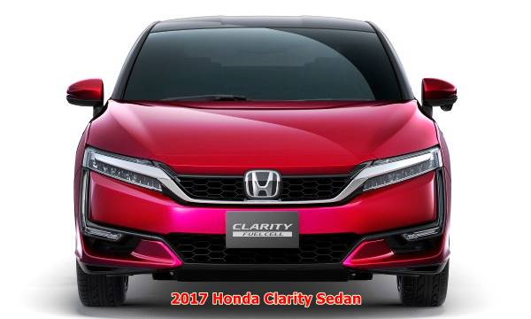 2017 Honda Clarity Sedan Review