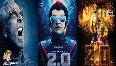 Rajinikanth 2.0 movie